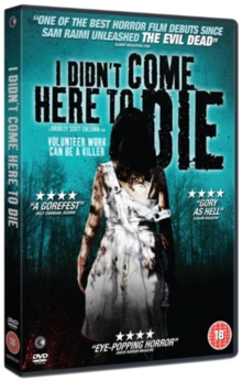 I Didn't Come Here to Die, DVD