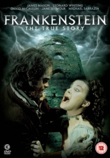 Frankenstein: The True Story, DVD