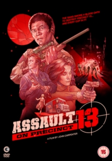 Assault On Precinct 13, DVD DVD
