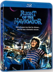 Flight of the Navigator, Blu-ray