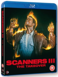 Scanners 3 - The Takeover, Blu-ray