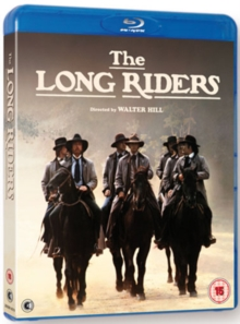 The Long Riders, Blu-ray