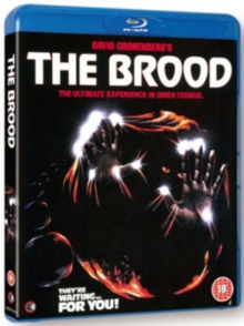 The Brood, Blu-ray