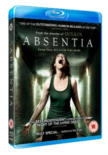 Absentia, Blu-ray  BluRay