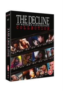 The Decline of Western Civilization, Blu-ray BluRay