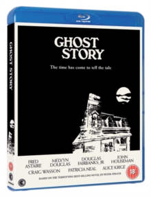 Ghost Story, Blu-ray