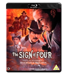 The Sign of Four, Blu-ray