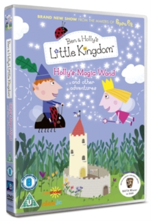 Ben and Holly's Little Kingdom: Holly's Magic Wand and Other..., DVD