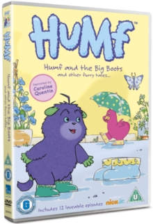 Humf: Humf and the Big Boots and Other Furry Tales, DVD  DVD