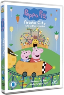 Peppa Pig: Potato City, DVD