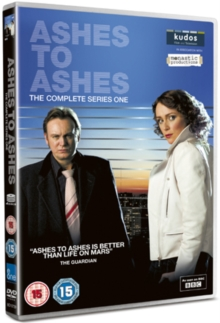 Ashes to Ashes: Series 1, DVD