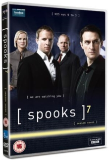 Spooks: The Complete Season 7, DVD