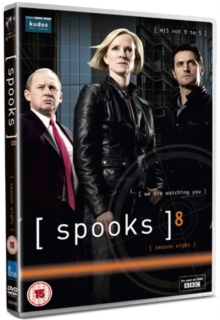 Spooks: The Complete Season 8, DVD