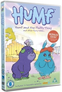 Humf: Humf and the Fluffy Thing and Other Furry Tales, DVD