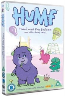 Humf: Humf and the Balloons and Other Furry Tales, DVD