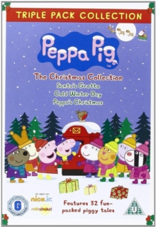 Peppa Pig: The Christmas Collection, DVD