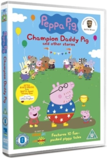 Peppa Pig: Champion Daddy Pig and Other Stories, DVD  DVD
