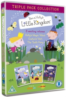Ben and Holly's Little Kingdom: Three Exciting Volumes, DVD