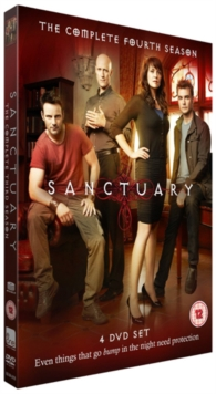 Sanctuary: The Complete Season 4, DVD  DVD