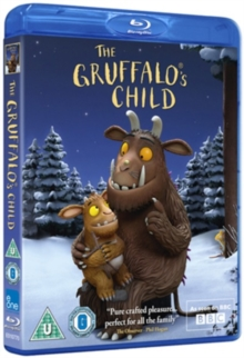 The Gruffalo's Child, Blu-ray