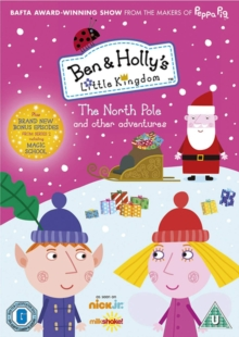 Ben and Holly's Little Kingdom: The North Pole, DVD
