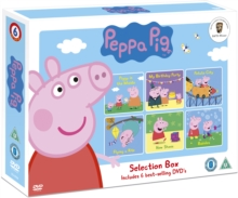 Peppa Pig: Selection Box, DVD