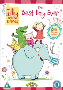 Tilly and Friends: The Best Day Ever, DVD