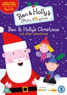 Ben and Holly's Little Kingdom: Ben and Holly's Christmas, DVD