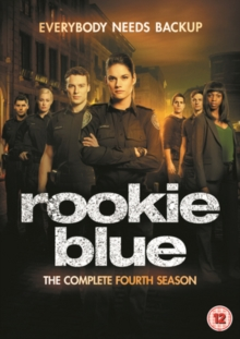 Rookie Blue: Series 4, DVD