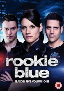 Rookie Blue: Season 5 - Volume 1, DVD