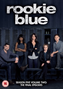 Rookie Blue: Season 5 - Volume 2, DVD