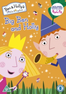 Ben and Holly's Little Kingdom: Big Ben and Holly, DVD DVD