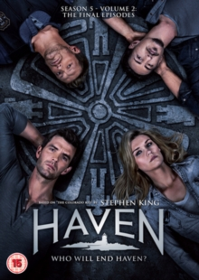 Haven: Season 5 - Volume 2, DVD DVD