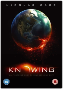 Knowing, DVD