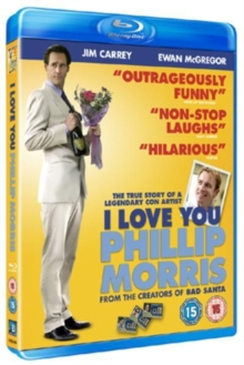 I Love You Phillip Morris, Blu-ray