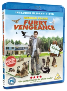 Furry Vengeance, Blu-ray