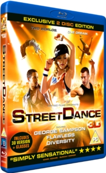 StreetDance, Blu-ray  BluRay