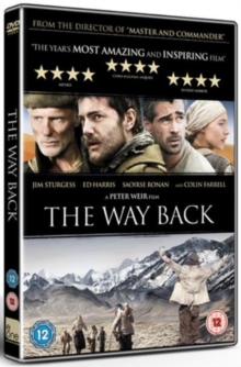 The Way Back, DVD