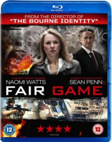 Fair Game, Blu-ray  BluRay