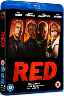 Red, Blu-ray