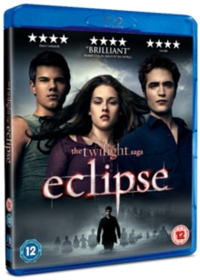 The Twilight Saga: Eclipse, Blu-ray