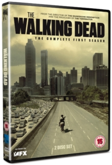 The Walking Dead: The Complete First Season, DVD