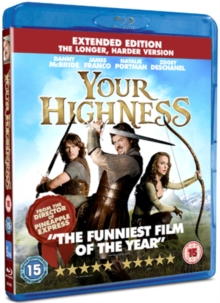 Your Highness: Extended Edition, Blu-ray  BluRay