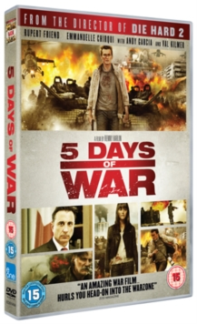 5 Days of War, DVD