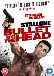 Bullet to the Head, DVD