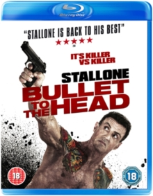 Bullet to the Head, Blu-ray