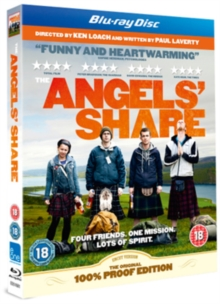 The Angels' Share, Blu-ray