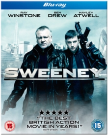 The Sweeney, Blu-ray