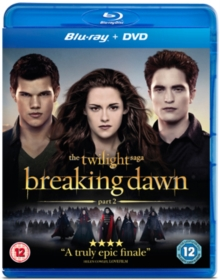 The Twilight Saga: Breaking Dawn - Part 2, Blu-ray