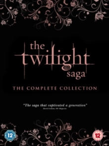 The Twilight Saga: The Complete Collection, DVD